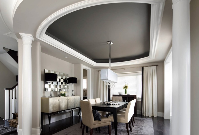 Jane Lockhart Interior Design dining room