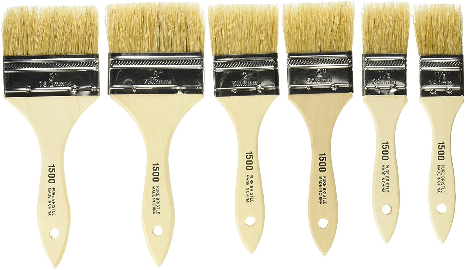 Linzer Chip Brush Multi-Pack