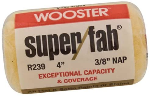 Wooster Super/Fab Roller Cover