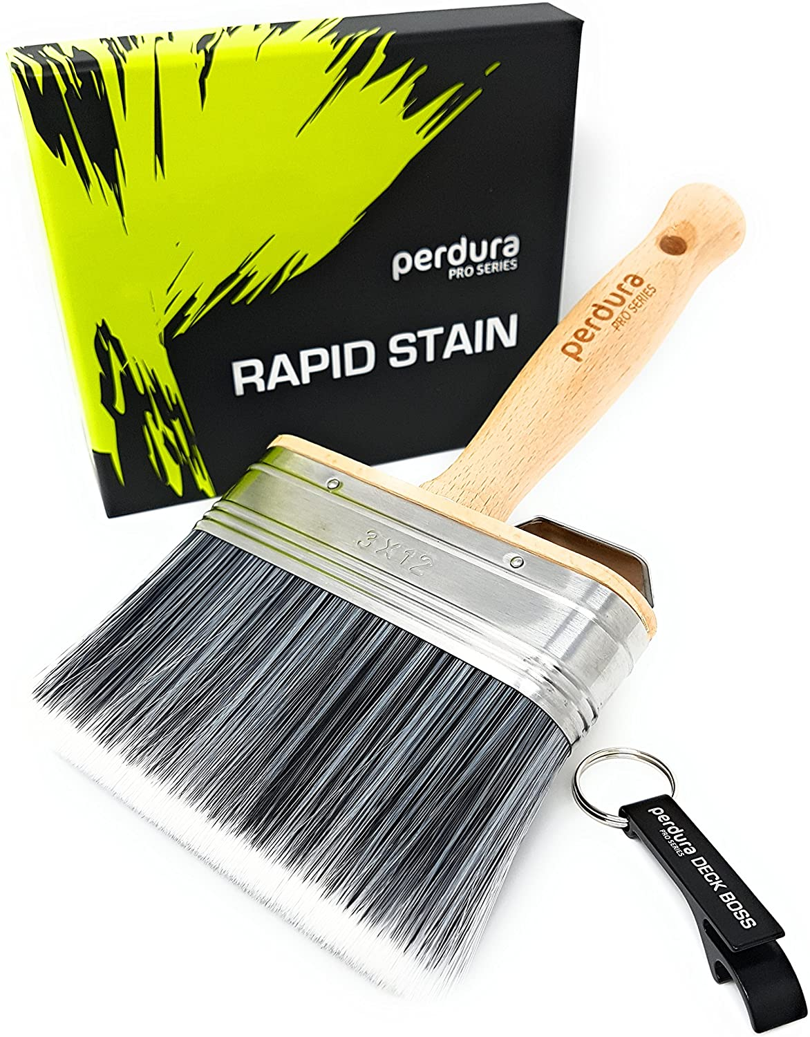 Perdura Rapid Stain Deck Stain Brush