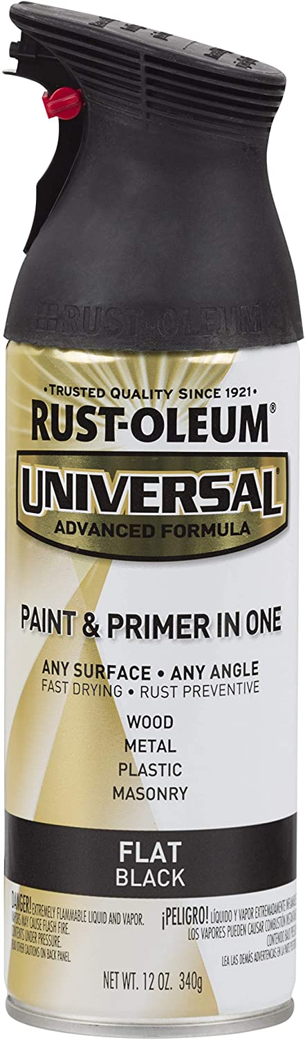 Rust-Oleum Universal All Surface Spray Paint & Primer In One
