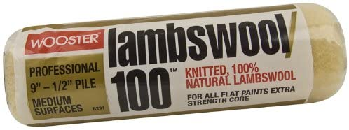 Wooster Lambswool/100 Roller Cover