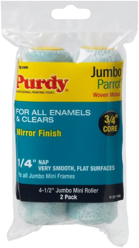 Purdy Parrot Jumbo Mini Roller Covers