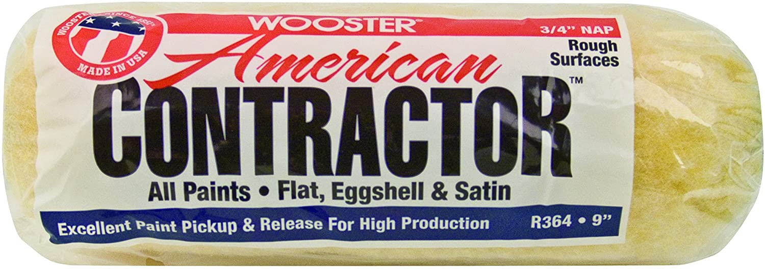 Wooster American Contractor Roller Cover